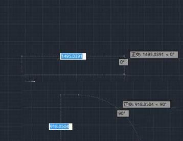 CAD绘制水平线如何操作