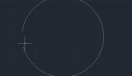 CAD画圆弧中多段线的使用