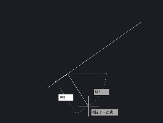 CAD画直线的任意方法