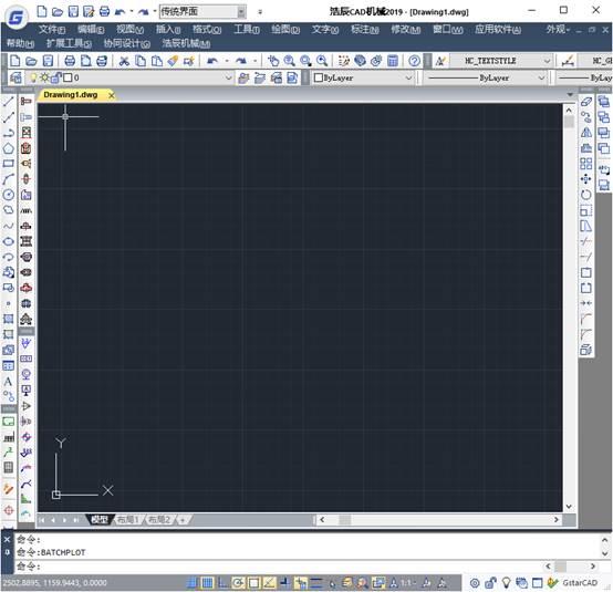 CAD切换窗口方法