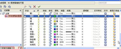CAD图层过滤器教程之CAD的图层过滤器有什么作用?