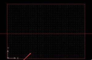 CAD中如何设置栅格