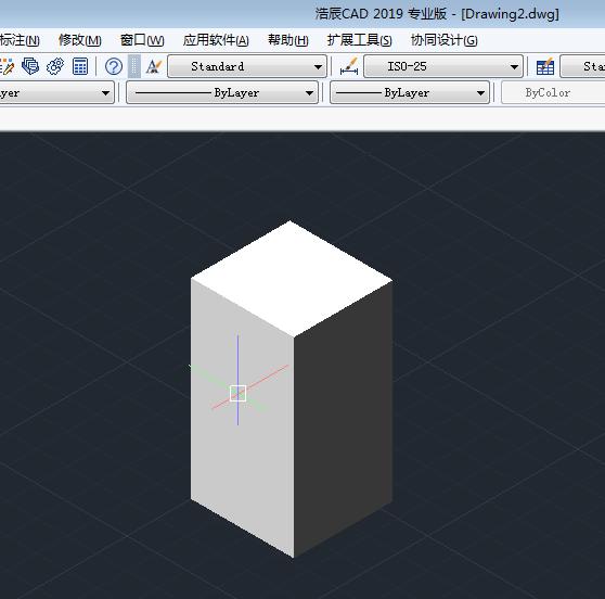 CAD抽壳具体使用实例