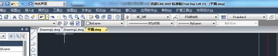 CAD中格式刷子功能位置在哪