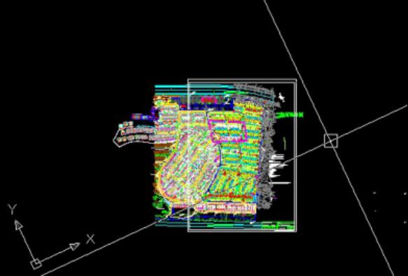 CAD的坐标轴是斜的如何设置?
