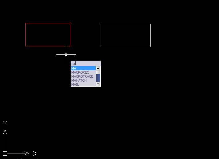 CAD格式刷子用法