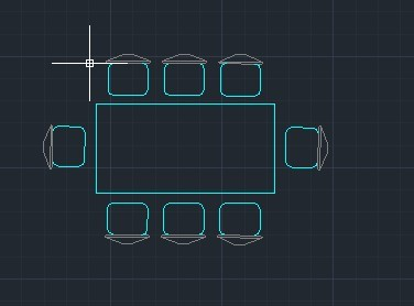 CAD线条颜色修改