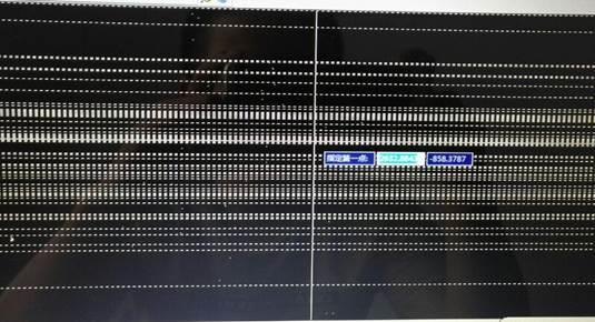 CAD移动鼠标虚线问题