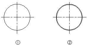 CAD中如何绘制圆