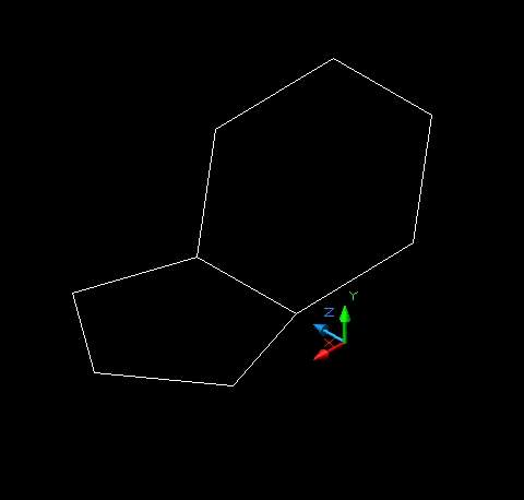 CAD中如何编辑多线段