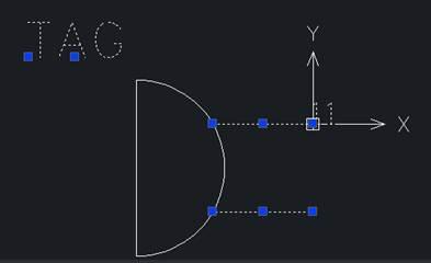 CAD图纸教程之CAD怎么快速统计图纸中一个图形的数量