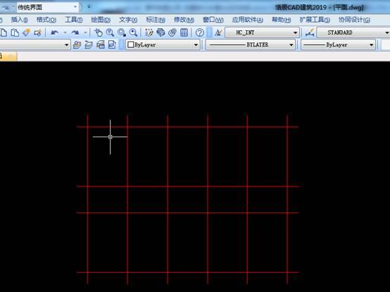 CAD建筑设计别墅的步骤和设计说明