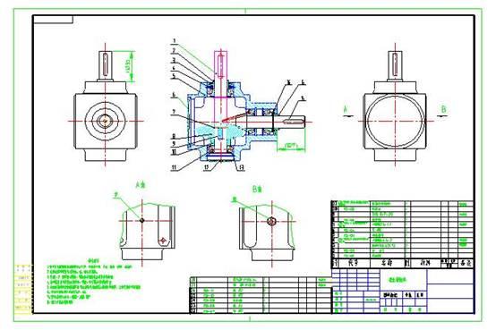 浩辰CAD电子图板机械总装图绘制技巧