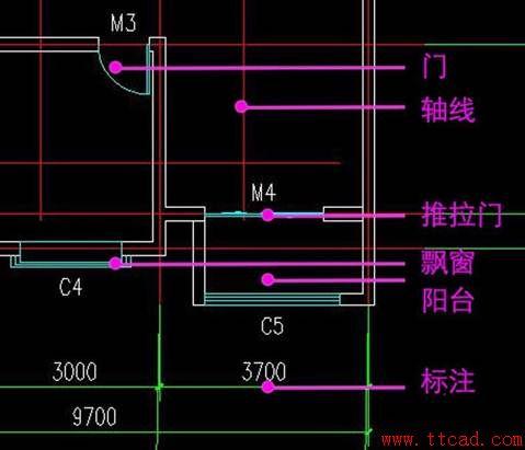 浩辰CAD建筑绘制平面图前提准备