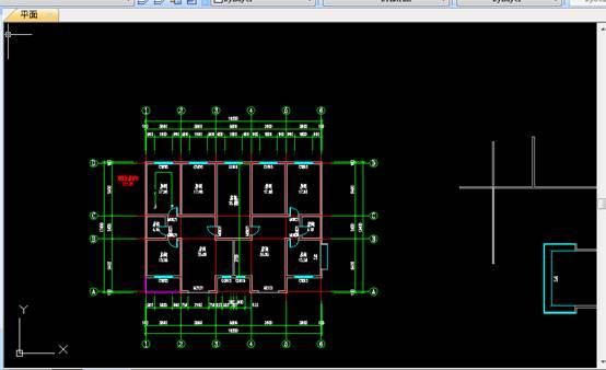CAD建筑绘详解