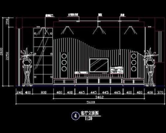 CAD绘制虚线的技巧
