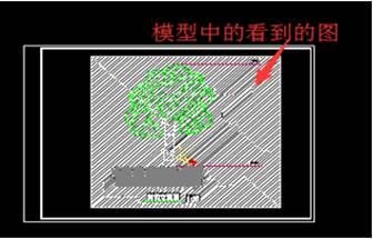 CAD冻结视口创建不同布局图的方式