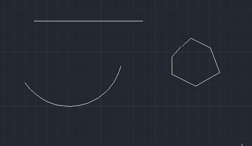CAD绘制指定弧长圆弧的方式