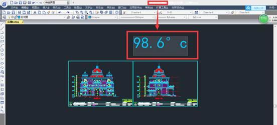 CAD直径符号教程之CAD中如何输入直径符号