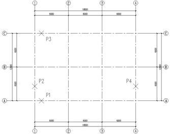 CAD自学练习-建筑绘图