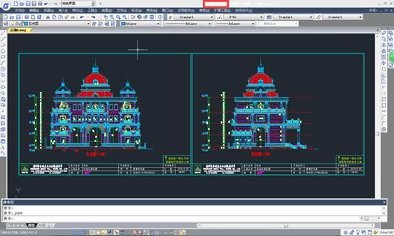 CAD转PDF格式教程之CAD图纸转PDF文件怎样去隐藏线宽