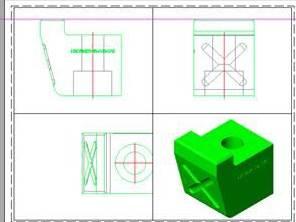 CAD软件的视图设置功能