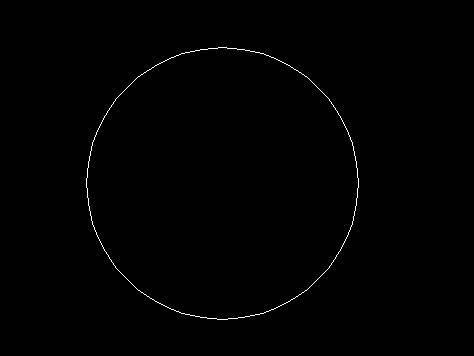 CAD软件中如何等分圆形