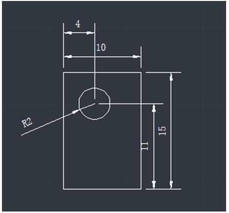 CAD软件的尺寸功能