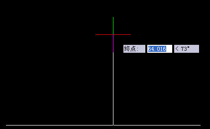 CAD递延垂足和递延切点的介绍