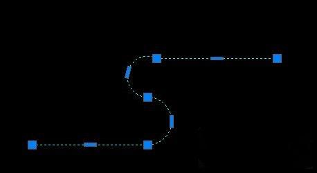 同时画CAD圆弧和直线的命令