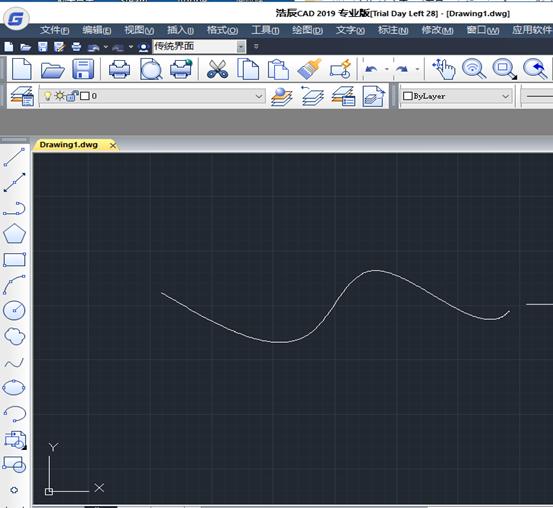 CAD曲线转为多段线的方式
