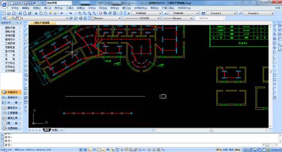 浩辰CAD电气图库介绍