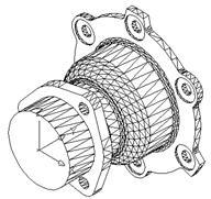 CAD中如何绘制三维图