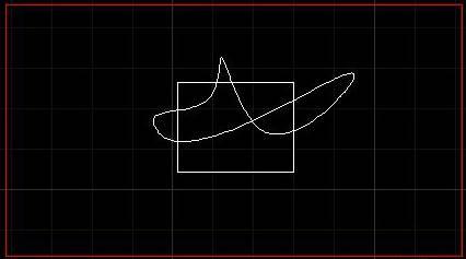 CAD中如何设置图形界限