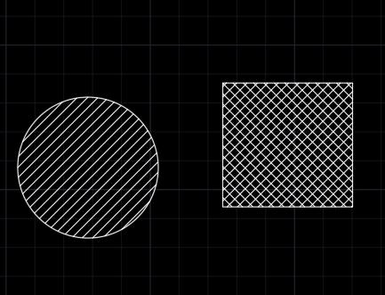 CAD填充图案的面积怎么计算