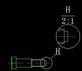 CAD中如何绘制局部图