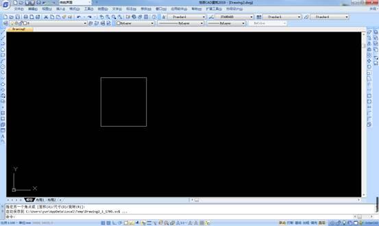 CAD软件中的鼠标功能