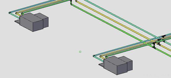 浩辰CAD暖通如何扩充智能水系统图库