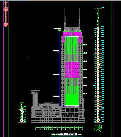 CAD施工图如何看(二)