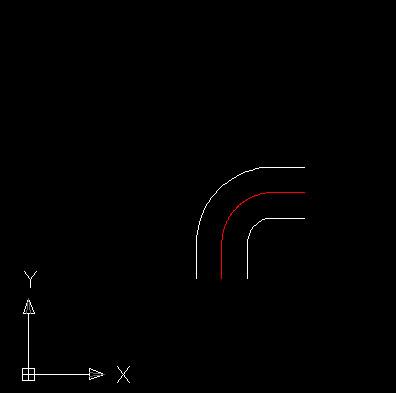 CAD倒角教程之浩辰CAD中如何使用倒角命令绘制弯头