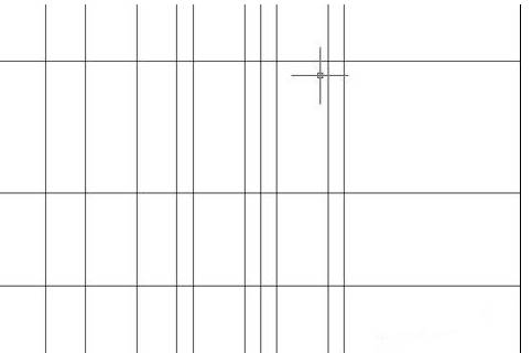 CAD多线命令绘制墙体的过程