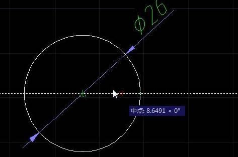 CAD绘制图形的过程