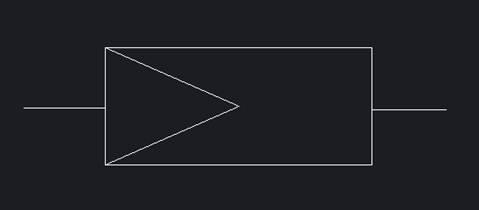 CAD创建图块的方法