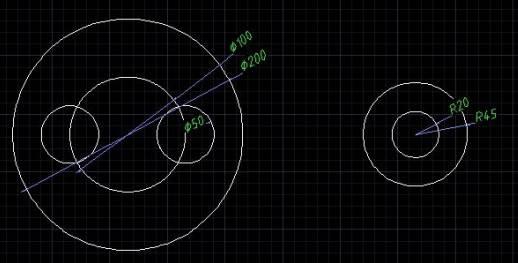 CAD绘制简单图形的方法