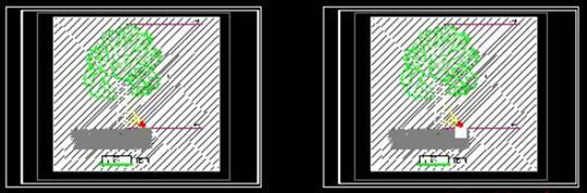 CAD中如何创建布局视口