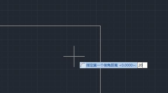 CAD命令倒角如何使用