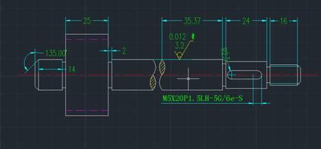 如何生成CAD快速标注