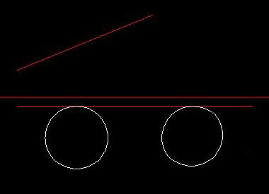CAD比例缩放教程之旋转参照物和等比例缩放