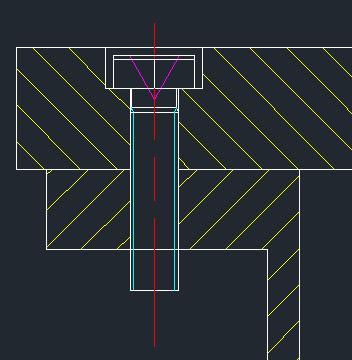 浩辰CAD2019之二十八:库零件消隐