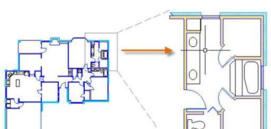 CAD基础应用之查看